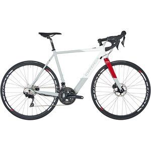 ORBEA Gain D30 grey/white/red bei fahrrad.de Online