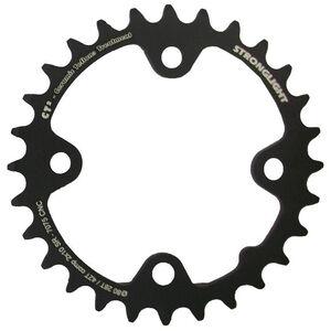 STRONGLIGHT MTB Sram Chainring Inner 2x10 ct² schwarz schwarz