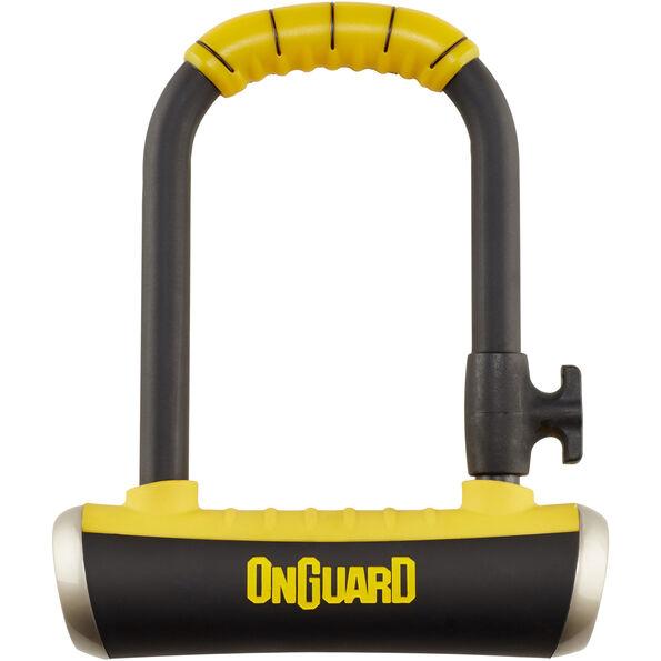 Onguard Pitbull Mini Bügelschloss 90x140 mm Ø14 mm schwarz