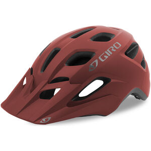 Giro Fixture Helmet matte dark red matte dark red