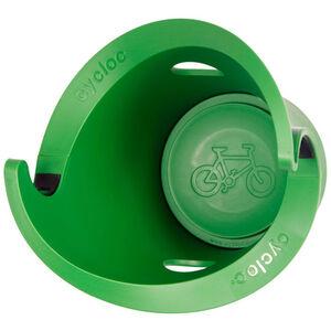 Cycloc Solo Fahrradhalterung green green