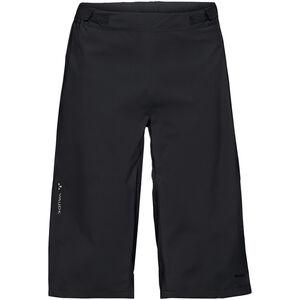 VAUDE Moab Rain Shorts Herren black black