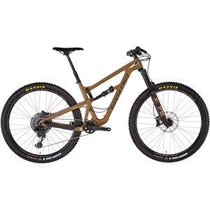 Santa Cruz Hightower LT 1 C S-Kit brown bei fahrrad.de Online