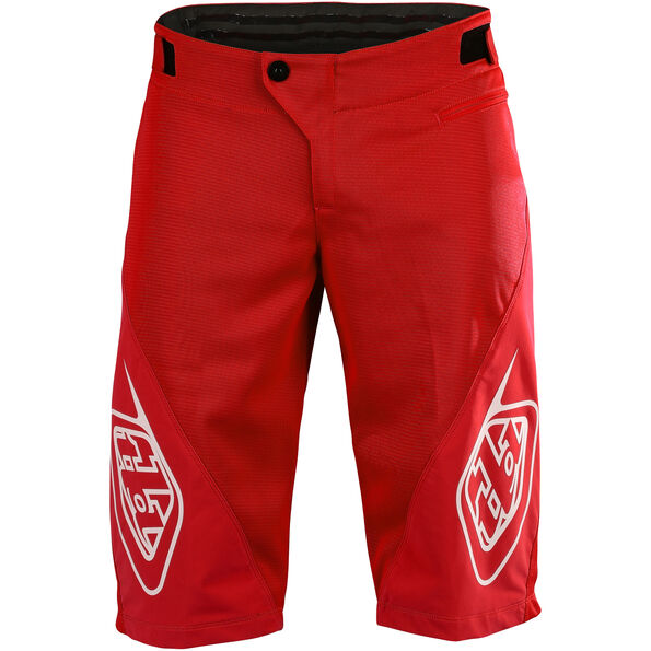 Troy Lee Designs Sprint Shorts Herren red