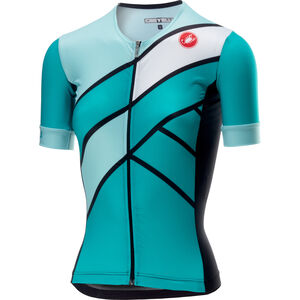 Castelli Free Speed Race Jersey Damen turquoise/green turquoise/green