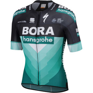 Sportful Team Bora-HG Bodyfit Pro Light SS Jersey Herren green-black green-black