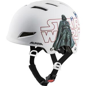 Alpina Park Helmet Kinder star wars-white star wars-white