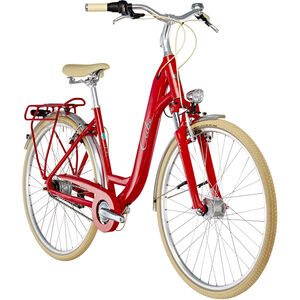 Cube Elly Cruise Easy Entry Red'n'Mint bei fahrrad.de Online