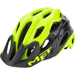 MET Lupo Helm matt safety yellow/black matt safety yellow/black