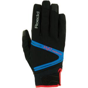 Roeckl Rhone Bike Gloves black/blue black/blue