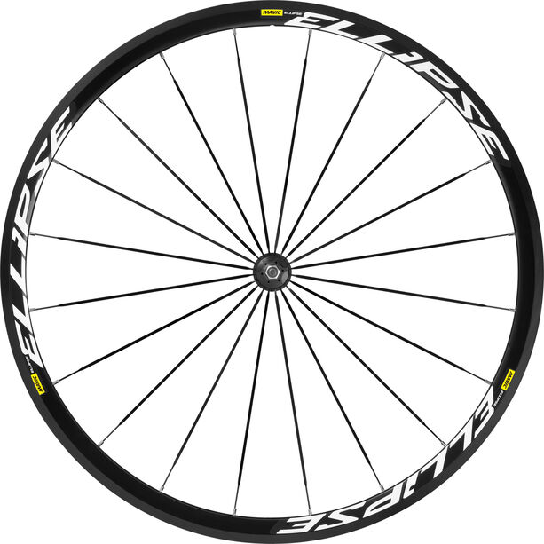 Mavic Ellipse Vorderrad black
