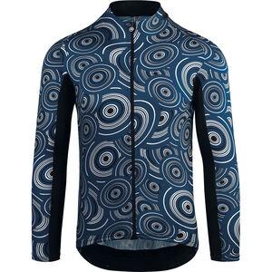 assos Mille GT Summer LS Jersey Herren caleum blue caleum blue