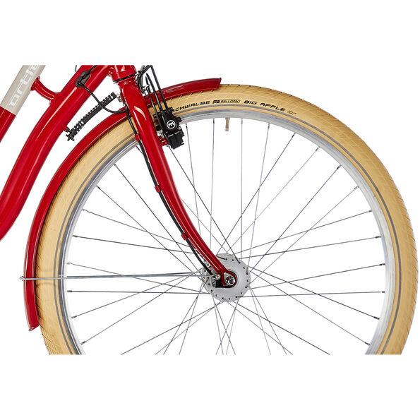 Ortler E-Summerfield 7-Gang Damen classic red
