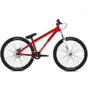 """NS Bikes Zircus 26"""" Red bei fahrrad.de Online"""