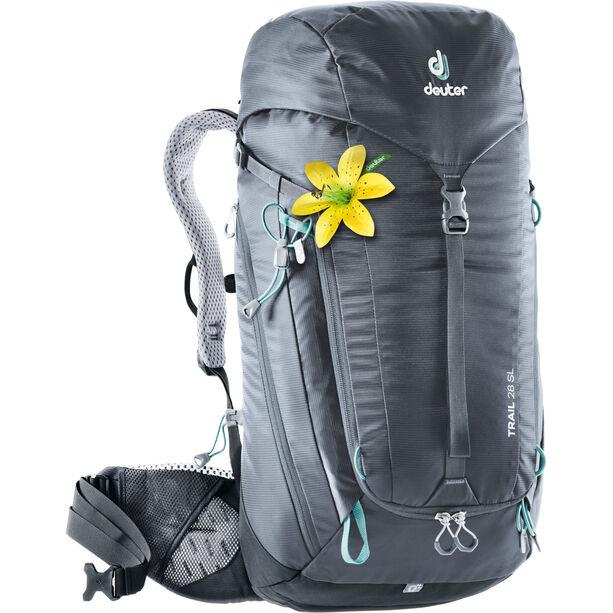 Deuter Trail 28 SL Backpack Damen graphite-black