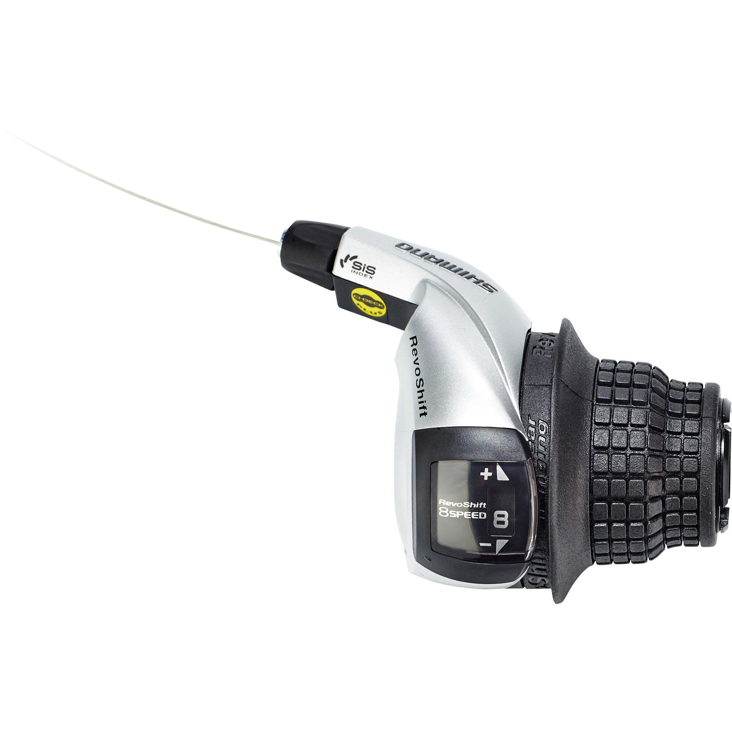 Shimano Schalt+Bremshebel ST-EF505 3 Finger rechts schwarz