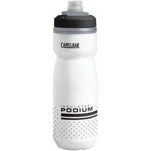 CamelBak Podium Chill Bottle 620ml white/black white/black