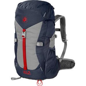 Jack Wolfskin Alpine Trail Backpack Kinder night blue night blue