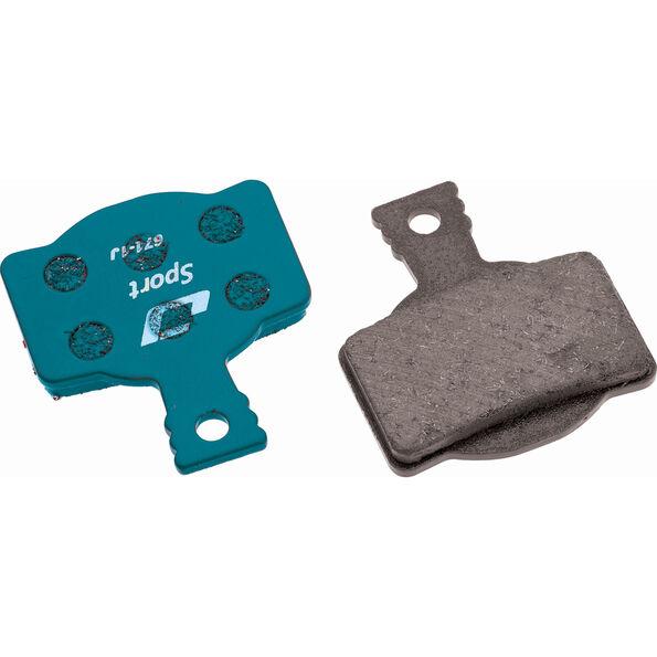 Jagwire Sport Organic Bremsbeläge für Magura MT7/MT5/MT Trail Front 1 Paar