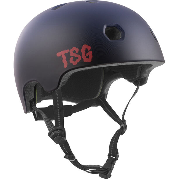 TSG Meta Graphic Design Helmet fade of grape