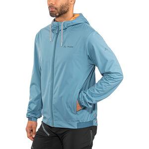 VAUDE Cyclist Softshell Jacket Men blue gray bei fahrrad.de Online