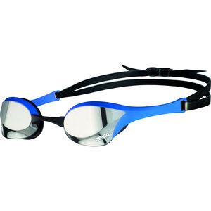 arena Cobra Ultra Swipe Mirror Brille silver/blue silver/blue