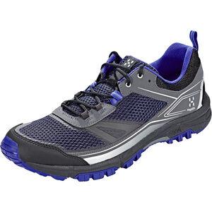 Haglöfs Gram Trail Shoes Herren magnetite/cobalt blue magnetite/cobalt blue