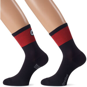 assos CentoSocks_Evo8 national red national red
