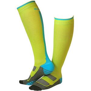 Gococo Compression Superior Socks lime lime