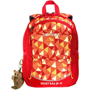 Tatonka Husky 10 Backpack Kinder red red