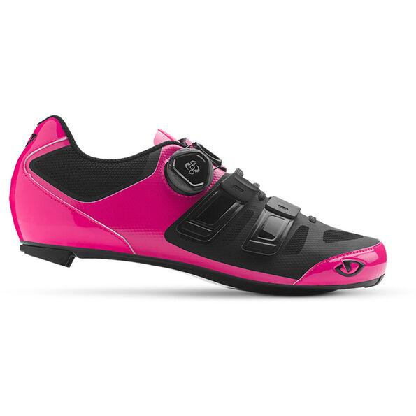 Giro Raes Techlace Shoes Damen bright pink/black