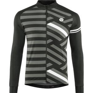 AGU Amaze Longsleeve Shirt Herren black/grey black/grey
