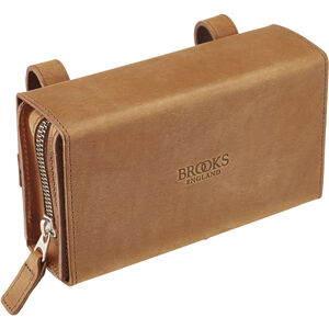 Brooks D-Shaped Saddle Bag aged aged