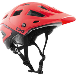 TSG Scope Graphic Design Helmet Herren red-black red-black