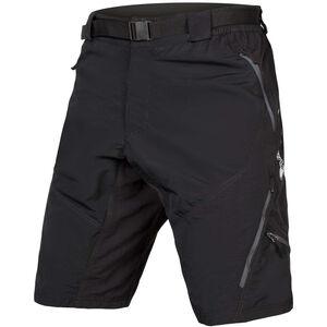 Endura Hummvee Lite II Shorts Herren black black