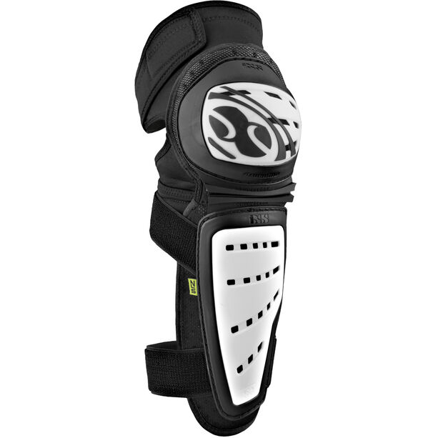 IXS Mallet Knee/Shin Guards white