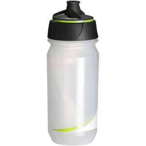 Tacx Shanti Twist Trinkflasche 500ml transparent/grün transparent/grün