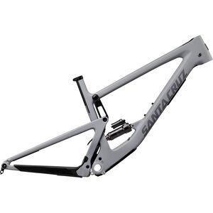 "Santa Cruz Bronson 3 CC DLX RCT Frame Set 27,5"" grey grey"