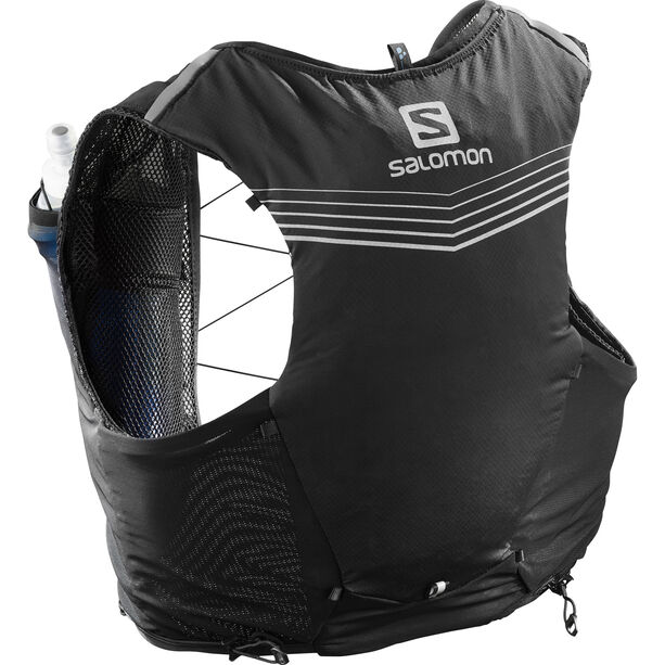 Salomon Adv Skin 5 Backpack Set black