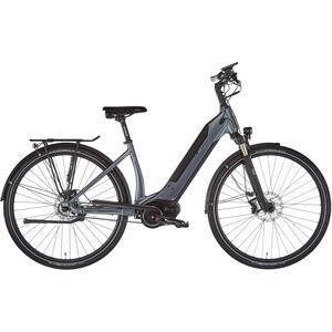 e-bike manufaktur 8CHT Wave 48er Revolution Disc Gates dunkelsilber matt dunkelsilber matt