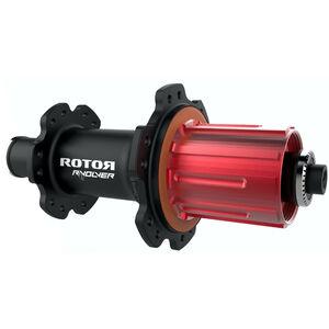 Rotor R-Volver Hinterradnabe Schnellspanner black/red black/red