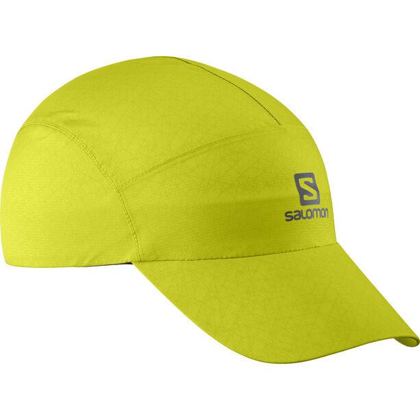 Salomon Waterproof Cap citronell