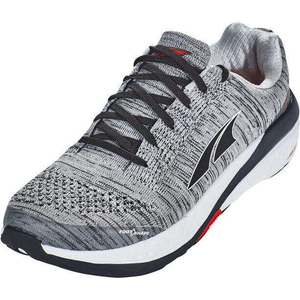 Altra Paradigm 4 Shoes Herren gray/red