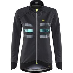 Alé Cycling Graphics PRR Strada 2.0 Jacket Women black-turquoise bei fahrrad.de Online