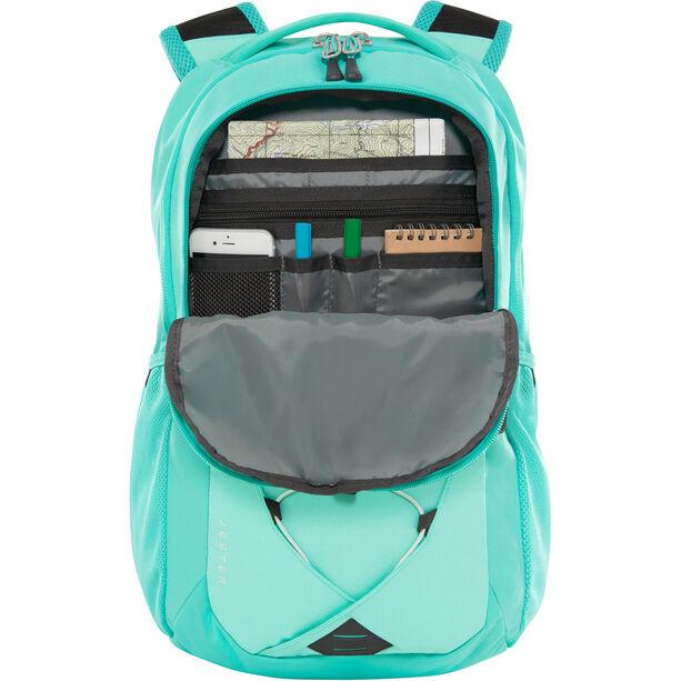 The North Face Jester Backpack Damen retro green/bermuda green