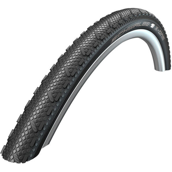 "SCHWALBE X-One Speed Faltreifen 28"" MicroSkin TL-Easy Evolution"