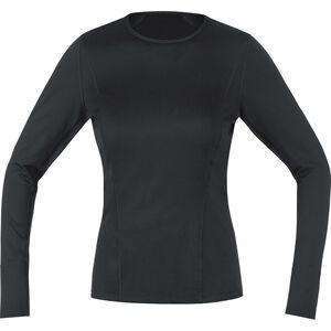 GORE WEAR Base Layer Long Sleeve Shirt Women black
