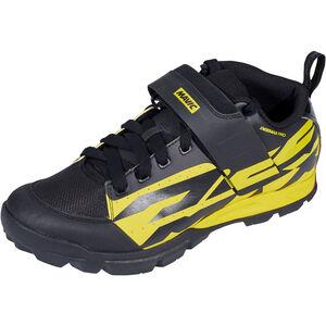 Mavic Deemax Pro Shoes Unisex Yellow Mavic/Black/Black bei fahrrad.de Online