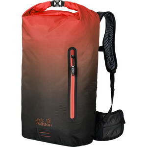 Jack Wolfskin Halo 26 Pack aurora orange aurora orange