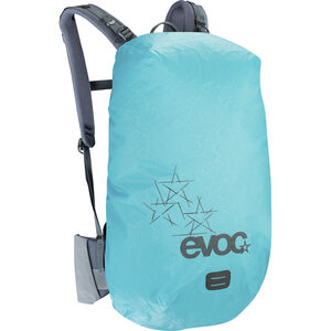 EVOC Raincover Sleeve M 10-25l neon blue neon blue